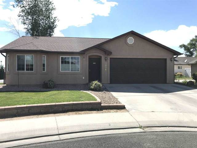 3006 Oakwood Drive, Grand Junction, CO 81504 (MLS #20212774) :: The Kimbrough Team | RE/MAX 4000