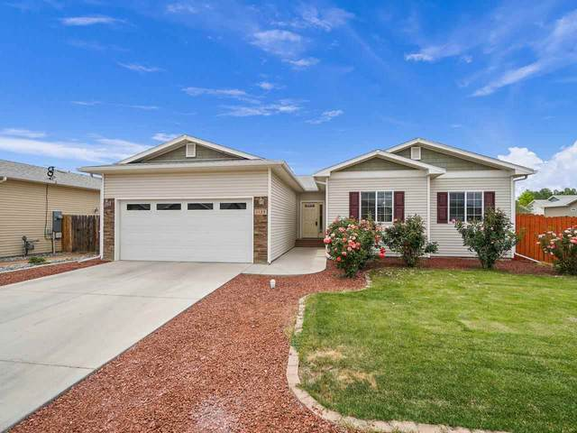 3135 Dublin Way, Grand Junction, CO 81504 (MLS #20212779) :: The Grand Junction Group with Keller Williams Colorado West LLC