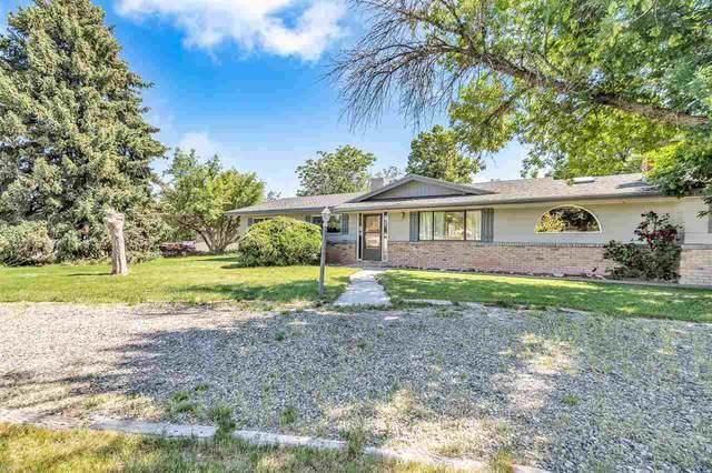 544 Village Way, Grand Junction, CO 81507 (MLS #20212780) :: Western Slope Real Estate