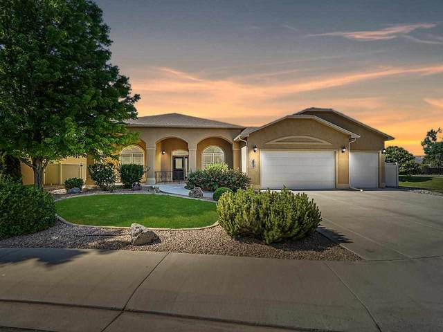 673 Tahoe Circle, Grand Junction, CO 81505 (MLS #20212781) :: Michelle Ritter