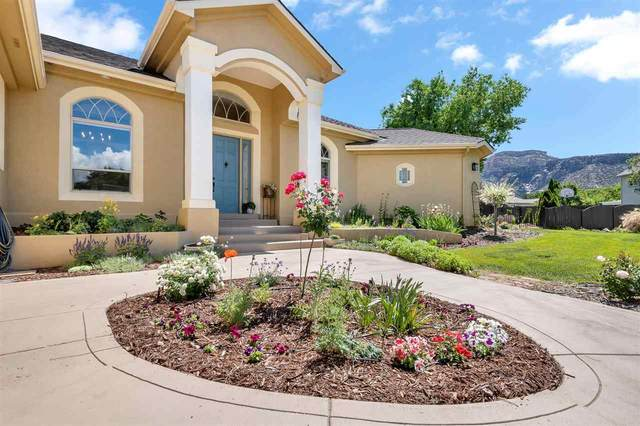 2189 W Canyon Court, Grand Junction, CO 81507 (MLS #20212782) :: The Christi Reece Group