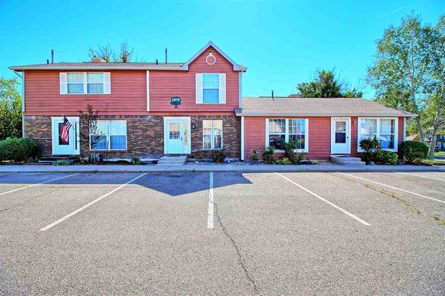 2878 Cascade Avenue #3, Grand Junction, CO 81501 (MLS #20212797) :: The Grand Junction Group with Keller Williams Colorado West LLC