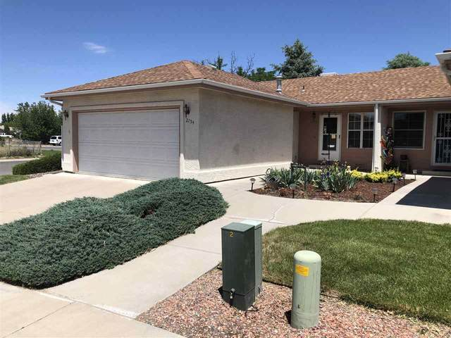 2754 Indian Wash Circle #14, Grand Junction, CO 81506 (MLS #20212802) :: The Grand Junction Group with Keller Williams Colorado West LLC
