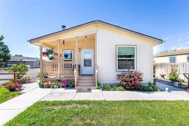 1027 Gilsonite Avenue, Mack, CO 81525 (MLS #20212805) :: Lifestyle Living Real Estate