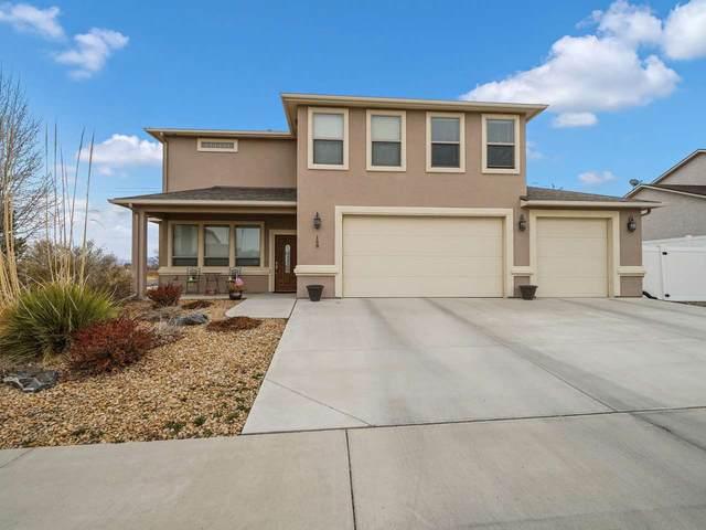 168 Sun Hawk Drive, Grand Junction, CO 81503 (MLS #20212809) :: The Christi Reece Group