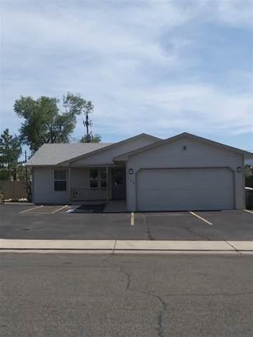 109 W Kennedy Avenue, Grand Junction, CO 81505 (MLS #20212812) :: The Danny Kuta Team