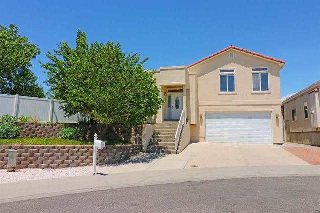 583 Grand View Court, Grand Junction, CO 81501 (MLS #20212824) :: The Grand Junction Group with Keller Williams Colorado West LLC