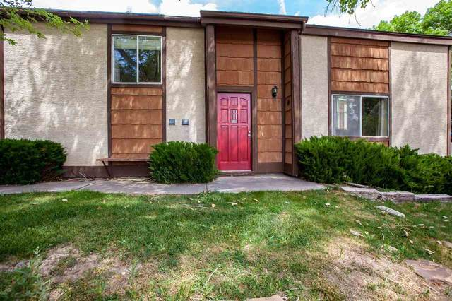 3121 Lakeside Way, Grand Junction, CO 81506 (MLS #20212831) :: Michelle Ritter