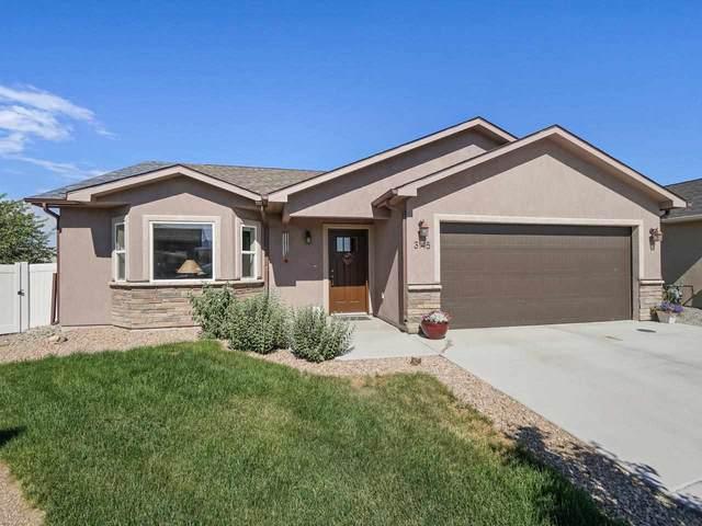 3145 Borrow Court, Grand Junction, CO 81504 (MLS #20212838) :: The Joe Reed Team