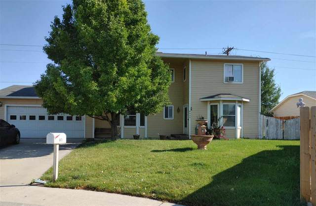 647 1/2 Meadowood Court, Grand Junction, CO 81504 (MLS #20212839) :: The Grand Junction Group with Keller Williams Colorado West LLC