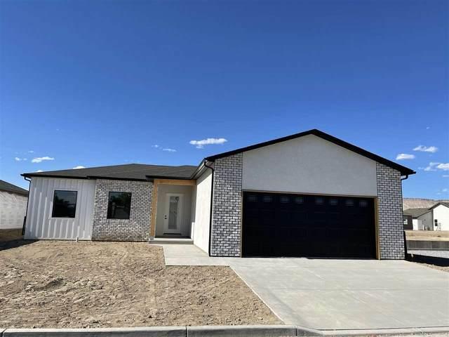 2954 Bret Drive, Grand Junction, CO 81504 (MLS #20212840) :: Michelle Ritter