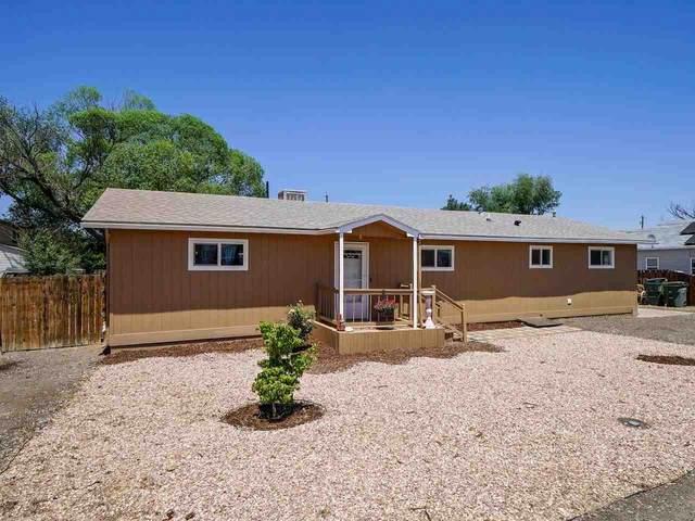 130 Sherman Drive, Grand Junction, CO 81503 (MLS #20212851) :: Michelle Ritter