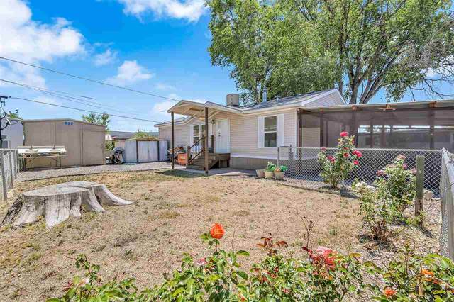 830 Independence Avenue #3, Grand Junction, CO 81505 (MLS #20212857) :: Michelle Ritter