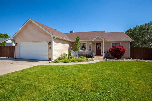 3123 Devin Drive, Grand Junction, CO 81504 (MLS #20212861) :: The Grand Junction Group with Keller Williams Colorado West LLC