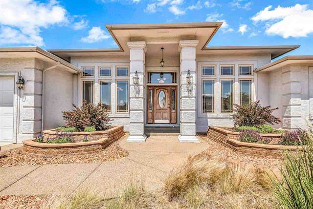 354 Echo Canyon Court, Grand Junction, CO 81507 (MLS #20212869) :: The Joe Reed Team