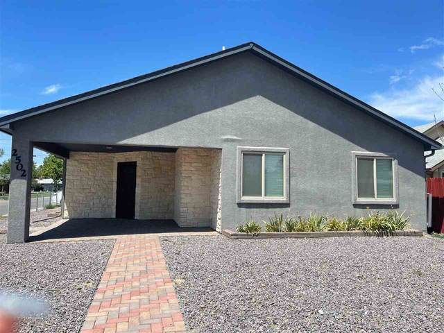 2502 Elm Avenue, Grand Junction, CO 81501 (MLS #20212883) :: The Kimbrough Team | RE/MAX 4000