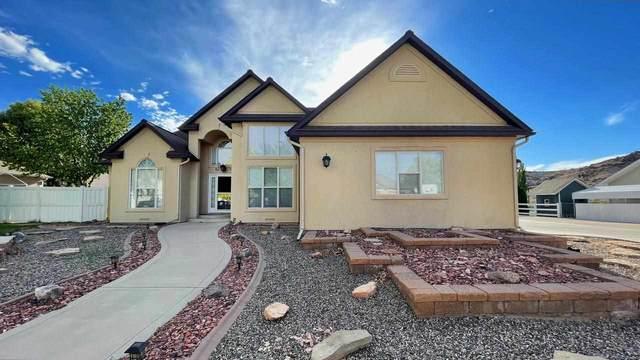 435 Rust Court, Grand Junction, CO 81507 (MLS #20212887) :: The Danny Kuta Team