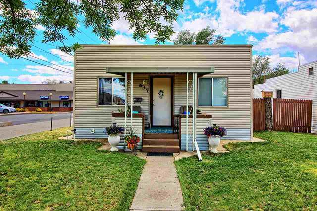 637 Belford Avenue, Grand Junction, CO 81501 (MLS #20212890) :: The Danny Kuta Team