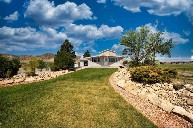 1315 12 Road, Loma, CO 81524 (MLS #20212893) :: Michelle Ritter