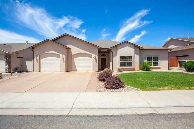 865 Grand Vista Way, Grand Junction, CO 81506 (MLS #20212894) :: The Joe Reed Team