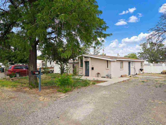 203 Sherman Drive, Grand Junction, CO 81503 (MLS #20212896) :: Michelle Ritter