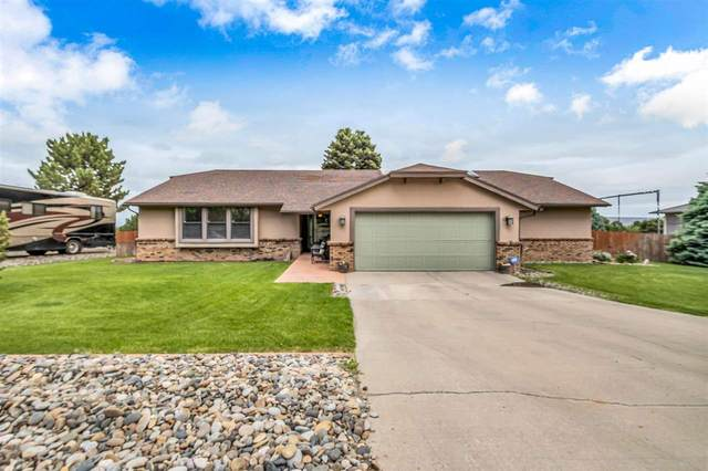 468 Tiara Drive, Grand Junction, CO 81507 (MLS #20212898) :: Lifestyle Living Real Estate