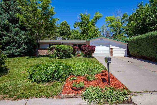 2656 Paradise Way, Grand Junction, CO 81506 (MLS #20212899) :: Michelle Ritter