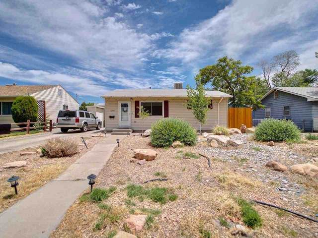 1380 N 24th Street, Grand Junction, CO 81501 (MLS #20212907) :: The Kimbrough Team | RE/MAX 4000
