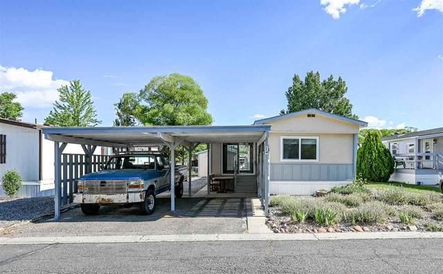 3251 E Road #74, Clifton, CO 81520 (MLS #20212908) :: Michelle Ritter