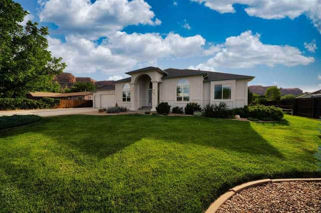537 20 1/4 Road, Grand Junction, CO 81507 (MLS #20212911) :: The Grand Junction Group with Keller Williams Colorado West LLC