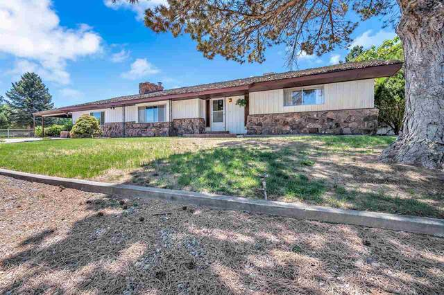 505 Riverview Drive, Grand Junction, CO 81507 (MLS #20212915) :: Michelle Ritter