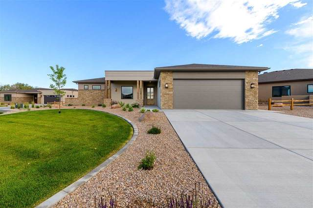 3375 Cliff Court, Grand Junction, CO 81506 (MLS #20212916) :: The Joe Reed Team