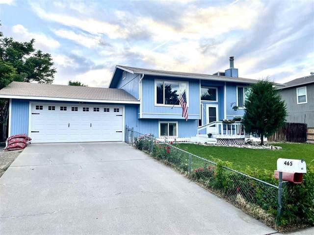 465 Rob Ren Drive, Grand Junction, CO 81504 (MLS #20212920) :: Michelle Ritter
