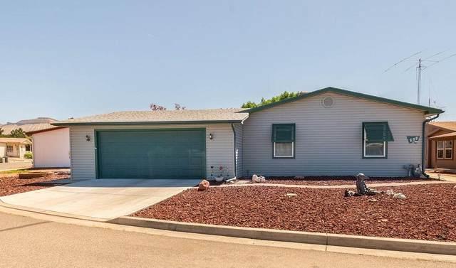 588 W Conestoga Circle, Grand Junction, CO 81504 (MLS #20212925) :: The Joe Reed Team
