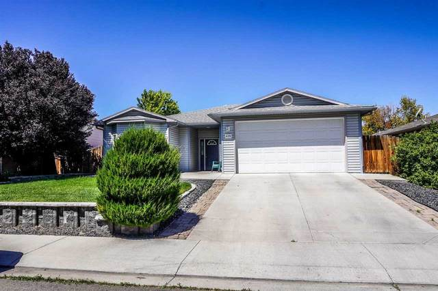 429 Keener Street, Grand Junction, CO 81504 (MLS #20212928) :: The Kimbrough Team | RE/MAX 4000