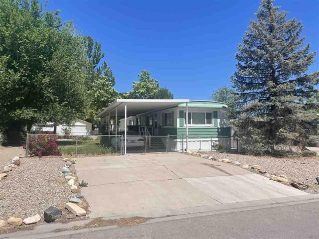 2968 Cedar Place, Grand Junction, CO 81501 (MLS #20212936) :: The Joe Reed Team