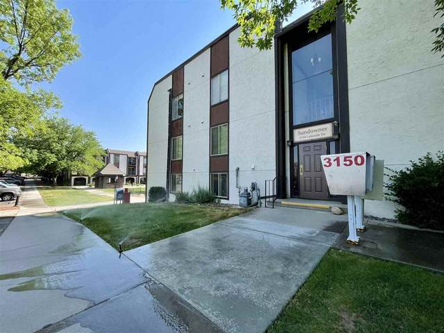 3150 Lakeside Drive #305, Grand Junction, CO 81506 (MLS #20212948) :: The Grand Junction Group with Keller Williams Colorado West LLC