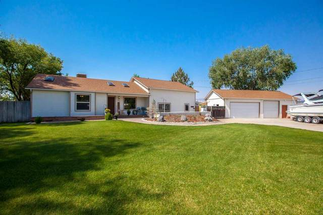 2647 Larkspur Lane, Grand Junction, CO 81506 (MLS #20212950) :: Western Slope Real Estate