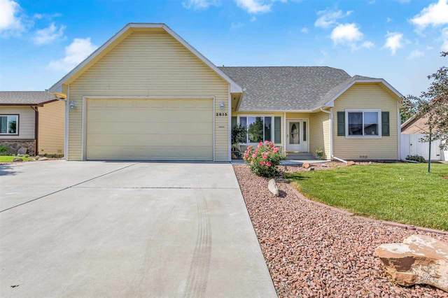 2815 Acrin Avenue, Grand Junction, CO 81503 (MLS #20212957) :: The Grand Junction Group with Keller Williams Colorado West LLC