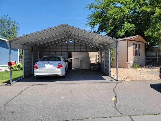 585 25 1/2 Road #141, Grand Junction, CO 81505 (MLS #20212959) :: Michelle Ritter