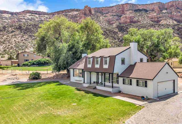 561 Chaparral Drive, Grand Junction, CO 81507 (MLS #20212961) :: The Joe Reed Team