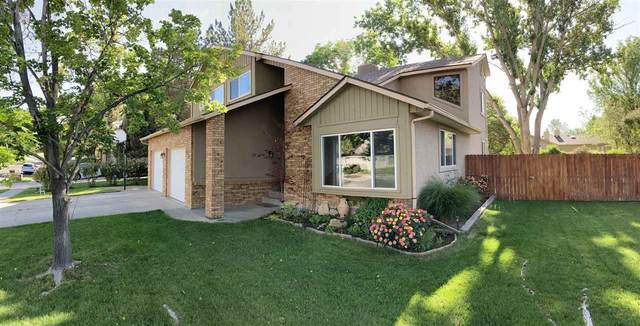 3530 Applewood Street, Grand Junction, CO 81506 (MLS #20212970) :: Western Slope Real Estate