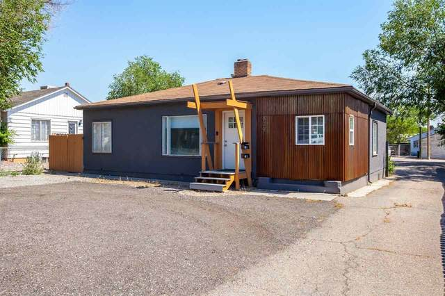 809 Orchard Avenue, Grand Junction, CO 81501 (MLS #20212972) :: The Kimbrough Team | RE/MAX 4000
