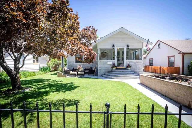 1411 Chipeta Avenue, Grand Junction, CO 81501 (MLS #20212973) :: Michelle Ritter