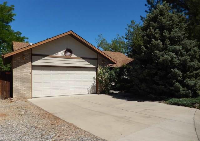 541 1/2 Ridgestone Court, Grand Junction, CO 81507 (MLS #20212975) :: Michelle Ritter