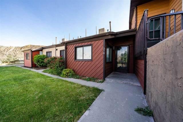 378 Hidden Valley Circle #2, Grand Junction, CO 81507 (MLS #20212984) :: Michelle Ritter