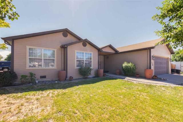 570 Shoshone Street, Grand Junction, CO 81504 (MLS #20212996) :: Michelle Ritter