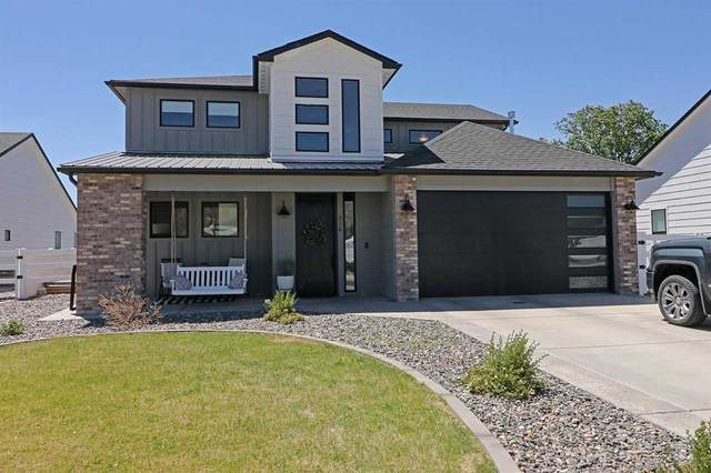 816 Rupp Avenue, Palisade, CO 81526 (MLS #20212997) :: The Kimbrough Team | RE/MAX 4000