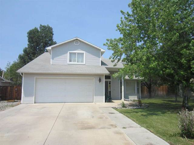421 Pintail Avenue, Grand Junction, CO 81504 (MLS #20213015) :: The Kimbrough Team | RE/MAX 4000