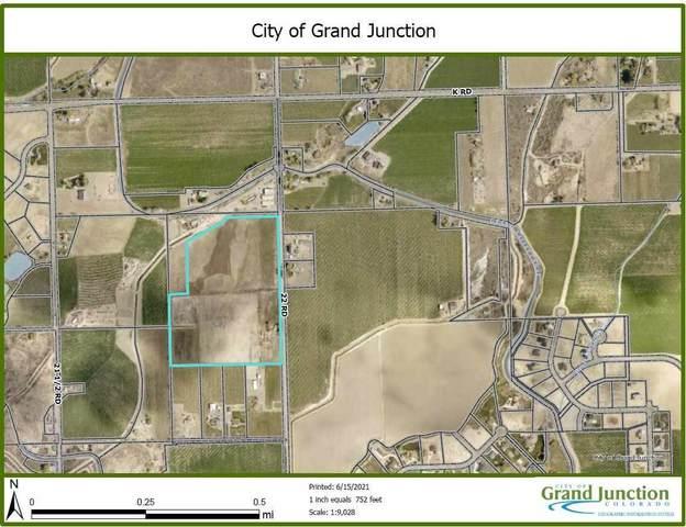 1049 22 Road, Grand Junction, CO 81505 (MLS #20213022) :: The Joe Reed Team